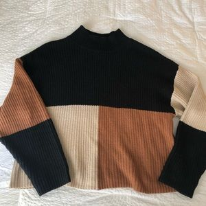 Like New BP Colorblock Sweater